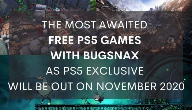 The Most Awaited Free PS5 Games With PS5 Exclusive