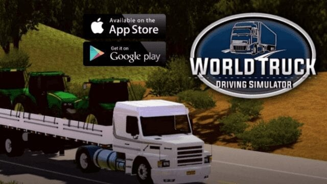 Incredible World Truck Driving Stimulator BEST game features