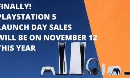 Finally! Playstation 5 Launch Day Sales Will be On November 12 This Year