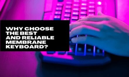 Membrane Keyboard: THESE ARE THE BEST AND MOST RELIABLE
