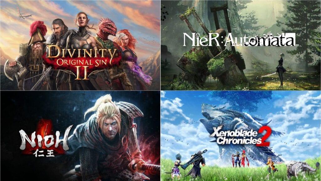 Game-Genres