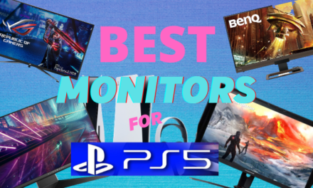PLAYSTATION 5 GAMERS BONANZA! Flood of Best Monitor For Ps5, Playstation 5 Loopholes Revealed